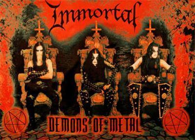 Demons of Metal