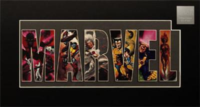 Marvel: X Men (Limited Edition Transparency)