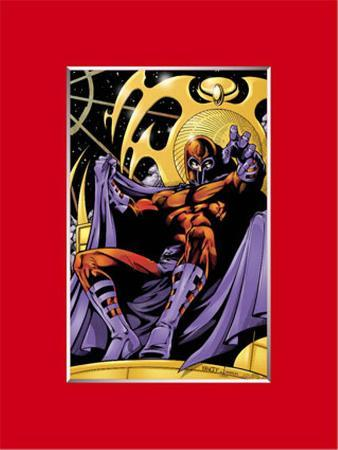 X-Men: Magneto (Limited Edition Transparency)