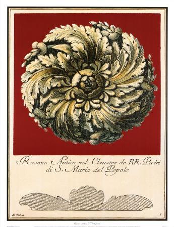 Rosone Antico IV