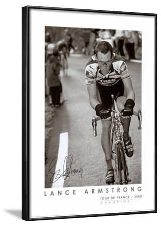 Lance Armstrong - 2000 Tour de France Champion