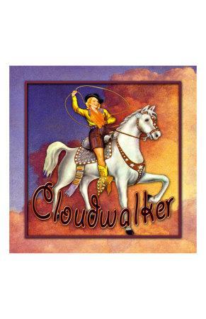 Cowgirl Cloudwalker
