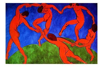 Dance, 1910