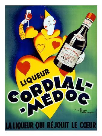 Liqueur Cordial Medoc