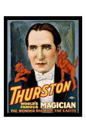Thurston World Famous Magician