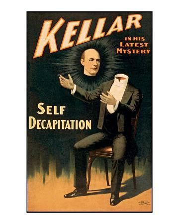 Keller the Magician in His Latest Mystery