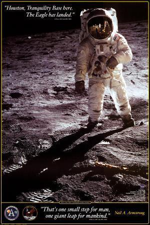 Walk on the Moon - Apollo