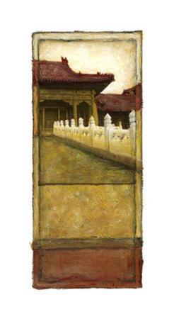 Oriental Panel II