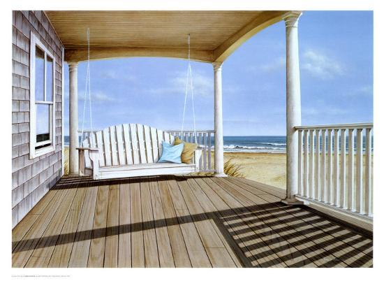 The Porch Swing Posters By Daniel Pollera At Allposters Com