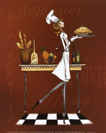 Sassy Chef I
