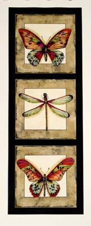 Winged Panel I