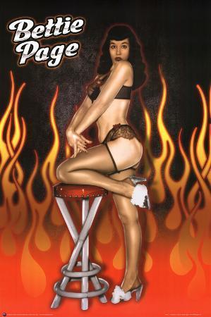 Bettie Page - Hot Bettie