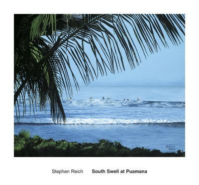 South Swell at Puamana