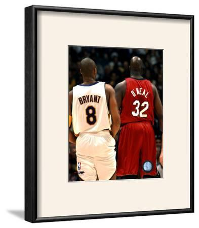 Shaquille O'neal - Kobe Bryant - Heat / Lakers