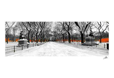 The Gates along Poet's Walk, Central Park