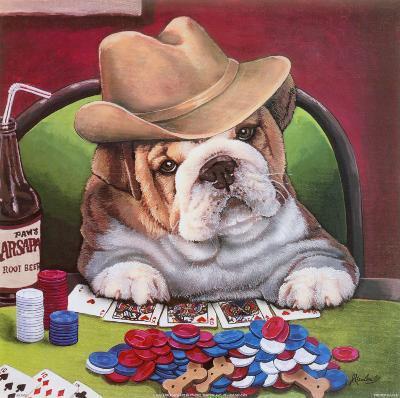 Poker Pups I