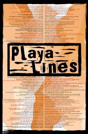 Playa Lines