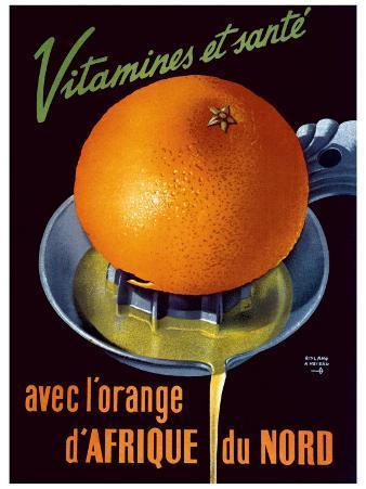 Vitamines et Sante