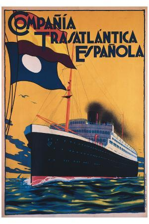 Compania Transatlantica Espanola