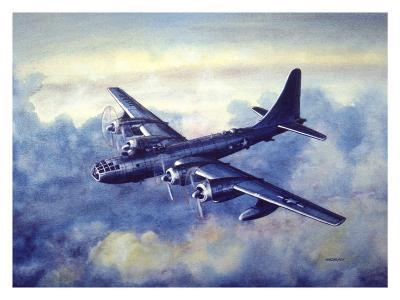 B-50 Bomber, Cold War Warrior