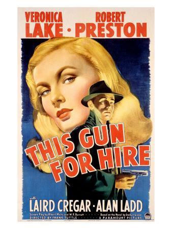 Veronica Lake in This Gun for Hire