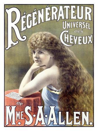 Regenerateur de Mme. S.A. Allen