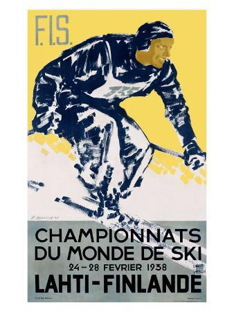 Finnish Snow Ski Championship