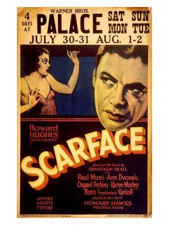 Howard Hughes presents Scarface