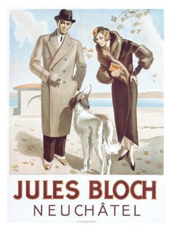 Jules Bloch, Nuechatel