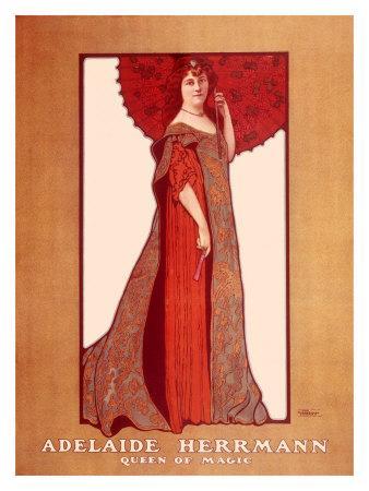 Adelaide Hermann Queen of Magic