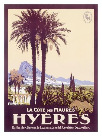 Travel to Hyeres France