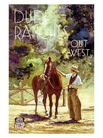 Union Pacific, Dude Ranch
