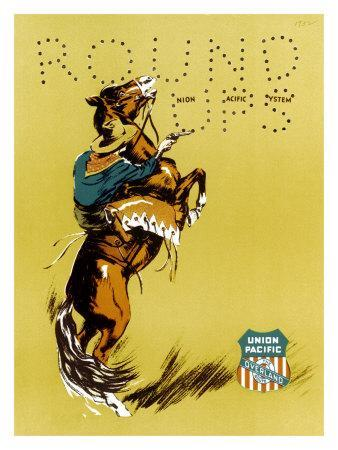 Union Pacific, Horse Round Up