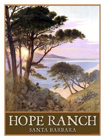 Hope Ranch Beach, Santa Barbara