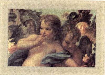 Cherubs, Cupids and Love VII
