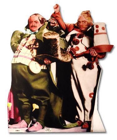 Muchkins - Wizard of Oz Movie