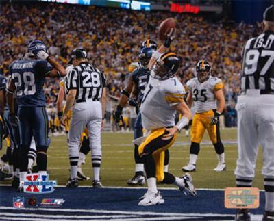 Super Bowl XL - Ben Roethlisberger