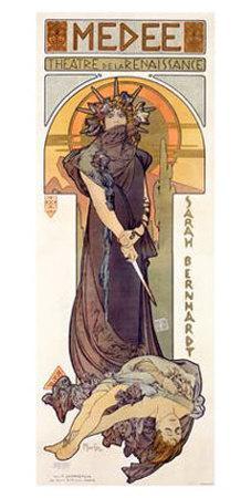 Medee, Sarah Bernhardt