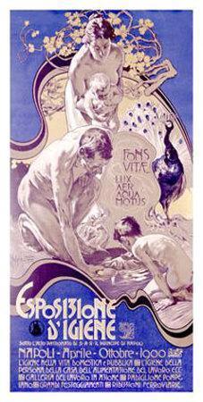 Esposizione d'Igiene 1900