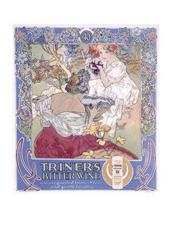 Triners Bitter Wine
