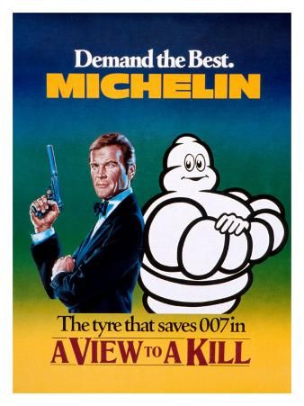 Michelin, Tire James Bond