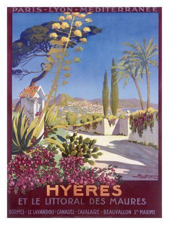 Hyeres, French Riviera