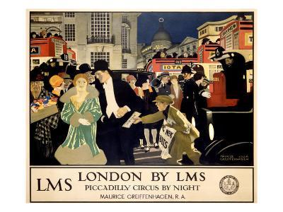 LMS Railway, London Piccadilly