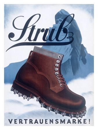 Strub Mountaineering Boot