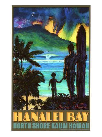 Hanalei Bay North Shore Kauai