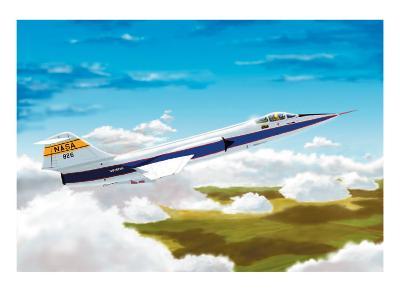 Nasa F1046 Star Fighter