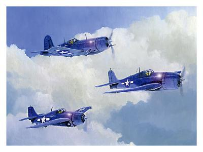 Navy Fighters of WWII