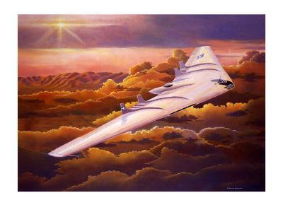 Northrup B49 Flying Wing