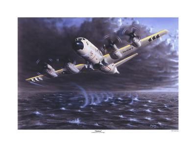 Orion P-3C Turbo Prop