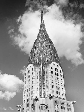 Top of Chrysler Building